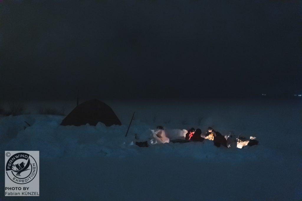 Lange Nacht am Lagerfeuer