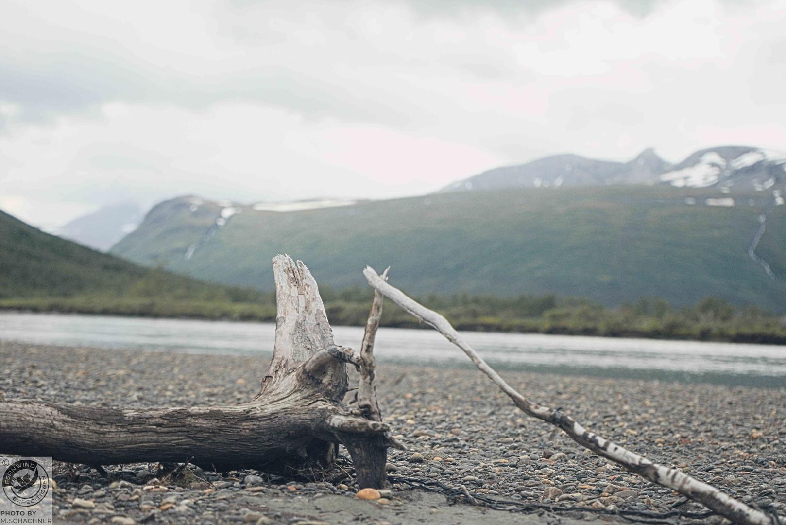 fernwind schweden sarek scouting trekking expedition Rapadalen