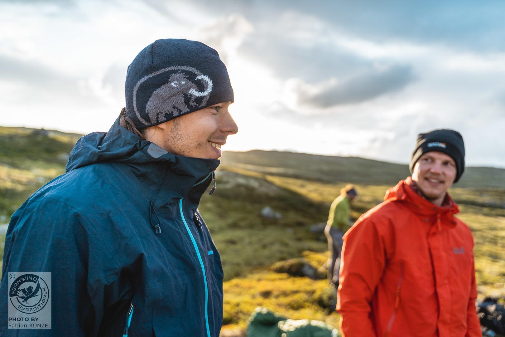 norwegen Trekking Hardangervidda Moritz Schachner